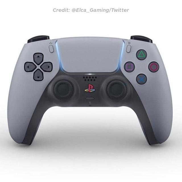Thèm thuồng với những mẫu thiết kế tay cầm PS5 tuyệt đẹp - Ảnh 3.