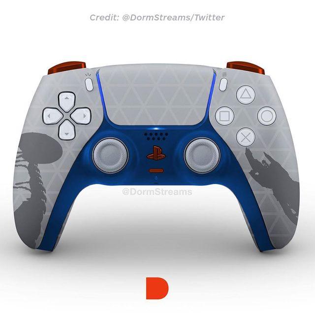 Thèm thuồng với những mẫu thiết kế tay cầm PS5 tuyệt đẹp - Ảnh 7.