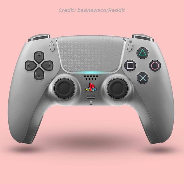 Thèm thuồng với những mẫu thiết kế tay cầm PS5 tuyệt đẹp - Ảnh 9.