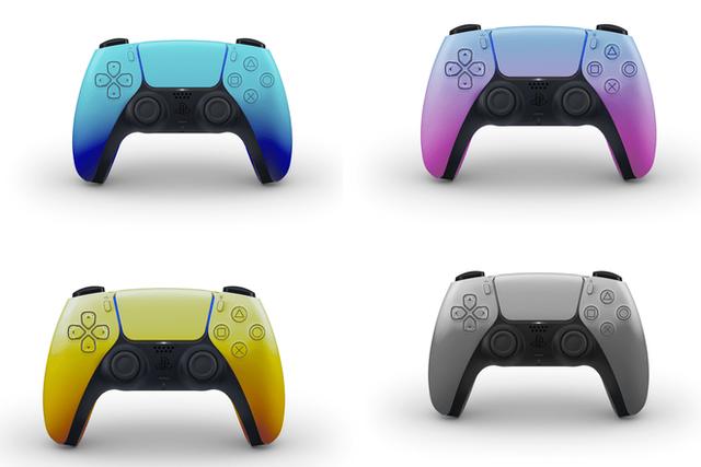 Tay cầm mới của PS5 đã đẹp, dân mạng đua nhau thiết kế lại đẹp gấp nhiều lần - Ảnh 5.