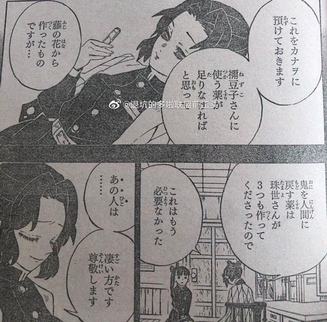 Kimetsu no Yaiba chương 202: Nezuko tìm đến nơi, muốn đưa thuốc biến Tanjirou thành người nhưng liệu có được? - Ảnh 6.