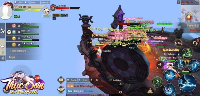 Kinh hoàng game mobile: Săn Boss PK nhau từ 8h tối đến 2h sáng, 500 anh em ra hóng... lag cả server - Ảnh 4.