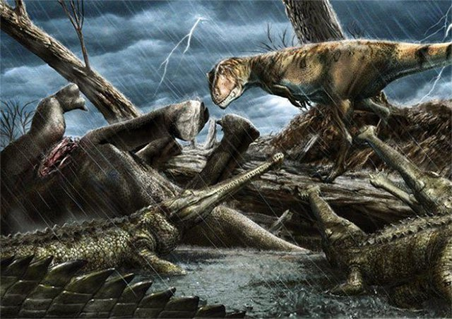 Phát hiện vùng tử thần nguy hiểm nhất Trái đất: Thánh địa quái thú - Ảnh 1.