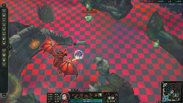 Summoners Rift dính bug biến cả bản đồ thành bàn cờ caro khổng lồ, nhưng game thủ thì lại... vô cùng hào hứng - Ảnh 5.