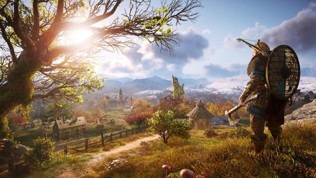 Assassins Creed: Valhalla chính thức lộ diện với thời đại Viking - Ảnh 5.