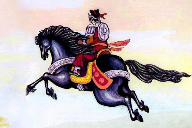 Top những món vũ khí nổi tiếng nhất trong thần thoại Việt Nam - Ảnh 5.