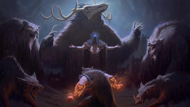 Nguồn gốc kinh dị của skin Volibear mới mà game thủ sắp được nhận miễn phí: Con quái vật trong hình hài vị thần sa ngã - Ảnh 6.