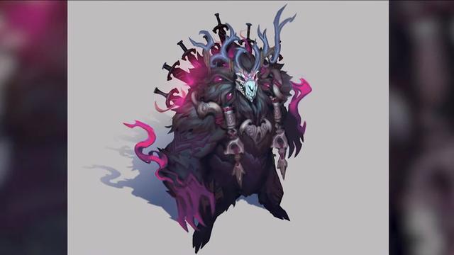 Nguồn gốc kinh dị của skin Volibear mới mà game thủ sắp được nhận miễn phí: Con quái vật trong hình hài vị thần sa ngã - Ảnh 5.