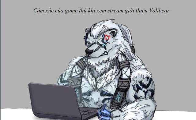 Không chỉ game thủ, Riot khiến chính nhà phát triển Volibear thất vọng vì buổi livestream quá tệ - Ảnh 6.