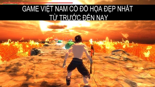 Xuất hiện game mobile thuần Việt: Thạch Sanh là nhân vật chính nhưng tạo hình lại giống hệt... Ace trong One Piece - Ảnh 1.