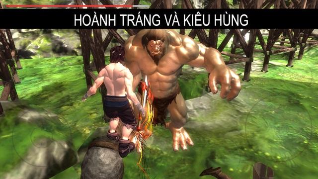 Xuất hiện game mobile thuần Việt: Thạch Sanh là nhân vật chính nhưng tạo hình lại giống hệt... Ace trong One Piece - Ảnh 5.