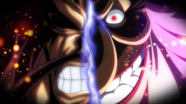 One Piece: Dường như Kaido muốn ám chỉ sẽ có 1 cuộc liên hôn giữa 2 băng Tứ Hoàng - Ảnh 1.
