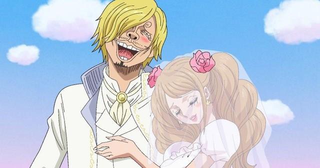 One Piece: Dường như Kaido muốn ám chỉ sẽ có 1 cuộc liên hôn giữa 2 băng Tứ Hoàng - Ảnh 3.