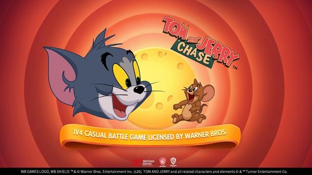 Game sinh tồn đặc biệt Tom and Jerry với lối chơi cực vui và không kém phần hại não - Ảnh 1.