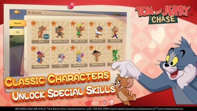 Game sinh tồn đặc biệt Tom and Jerry với lối chơi cực vui và không kém phần hại não - Ảnh 2.