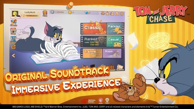 Game sinh tồn đặc biệt Tom and Jerry với lối chơi cực vui và không kém phần hại não - Ảnh 5.