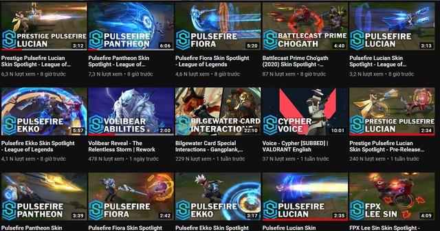Riot Games bị kênh Youtube lớn nhất cộng đồng LMHT tố vi phạm sở hữu trí tuệ vì quá... lười - Ảnh 1.