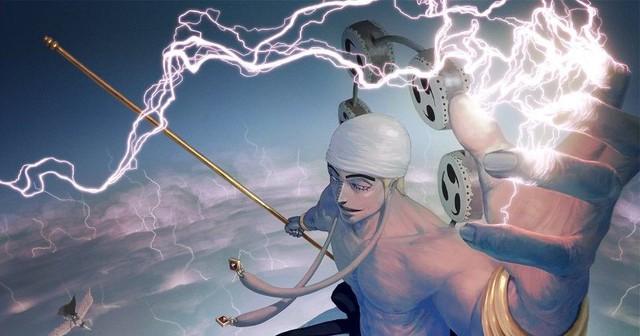 One Piece: Những khả năng có thể xảy ra khi chúa trời Enel trở thành cướp biển - Ảnh 2.