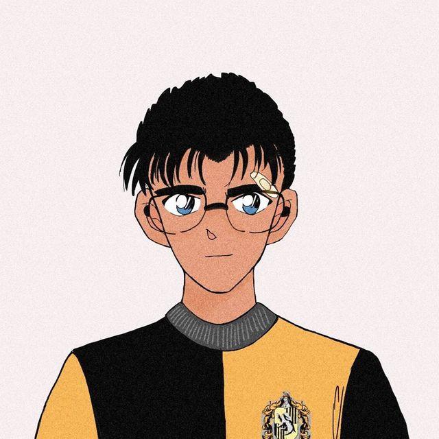 Dàn trai xinh gái đẹp trong Thám tử lừng danh Conan thật xứng lứa vừa đôi trong loạt ảnh avatar cặp - Ảnh 7.