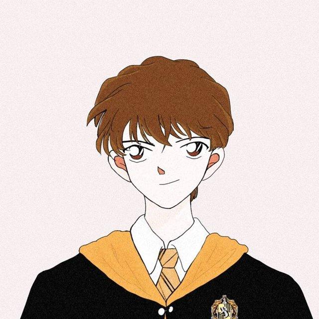 Dàn trai xinh gái đẹp trong Thám tử lừng danh Conan thật xứng lứa vừa đôi trong loạt ảnh avatar cặp - Ảnh 12.