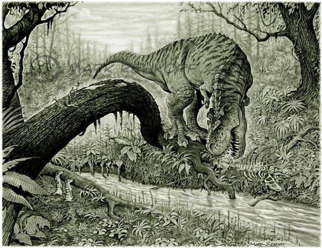 Top 5 điều vô cùng thú vị về khủng long T-REX, điều cuối sẽ khiến bạn phải ngạc nhiên đấy - Ảnh 2.