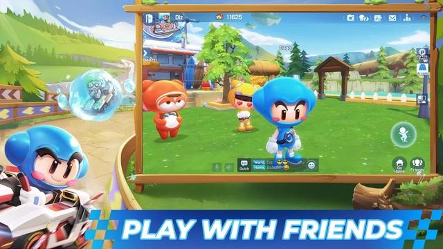 KartRider Rush+, tựa game lấy cảm hứng từ Boom Online ra mắt toàn cầu, khả năng được phát hành riêng tại Việt Nam? - Ảnh 2.