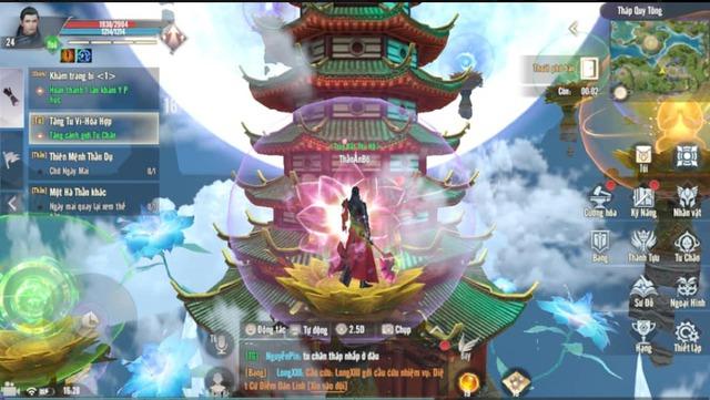 Loạt tính năng cực hay ho của Perfect World VNG - Siêu phẩm kế       thừa tinh hoa của huyền thoại - Ảnh 1.