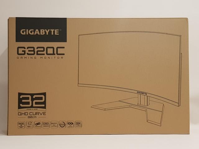 Đánh giá Gigabyte G32QC: Thiết kế đơn giản và thực dụng nhưng chứa đầy tham vọng - Ảnh 2.