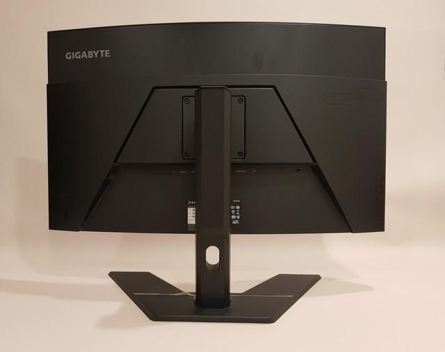 Đánh giá Gigabyte G32QC: Thiết kế đơn giản và thực dụng nhưng chứa đầy tham vọng - Ảnh 5.