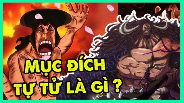 One Piece: Chịu quá nhiều đau khổ trong quá khứ khiến Kaido hận đàn bà và trở nên nghiện rượu? - Ảnh 1.