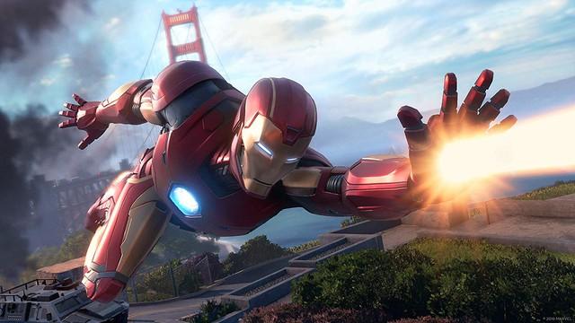Marvels Iron Man ấn định ngày ra mắt, giấc mơ bay lượn, bắn tên lửa của game thủ sắp thành hiện thực - Ảnh 2.