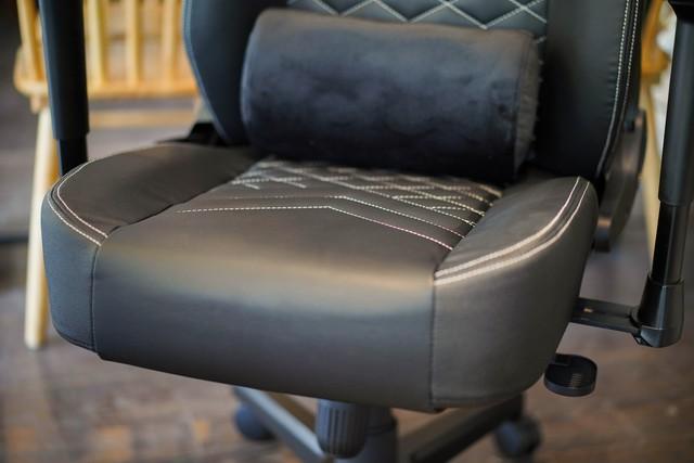 Chiêm ngưỡng cặp đôi ghế gaming da thật xịn xò của E-Dra: Mượt êm mà giá lại còn ngon nghẻ - Ảnh 4.