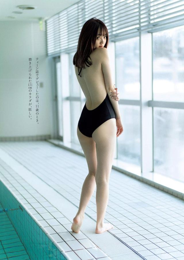 Đứng hình trước Enosawa Manami - ngọc nữ của làng người mẫu áo tắm Nhật Bản - Ảnh 14.