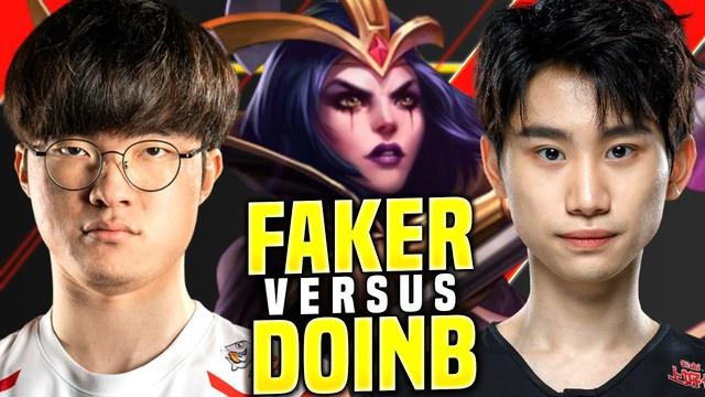 Chia bảng giải Trung - Hàn Đại Chiến bị player Invictus Gaming tiết lộ: Faker vs DoinB là có thật? - Ảnh 5.