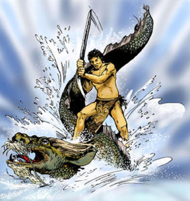 Ngư Tinh: Loài quái vật Biển Đông từng bị Lạc Long Quân thu phục như thế nào? - Ảnh 3.