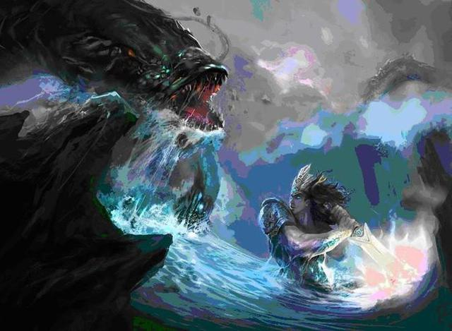 Ngư Tinh: Loài quái vật Biển Đông từng bị Lạc Long Quân thu phục như thế nào? - Ảnh 4.