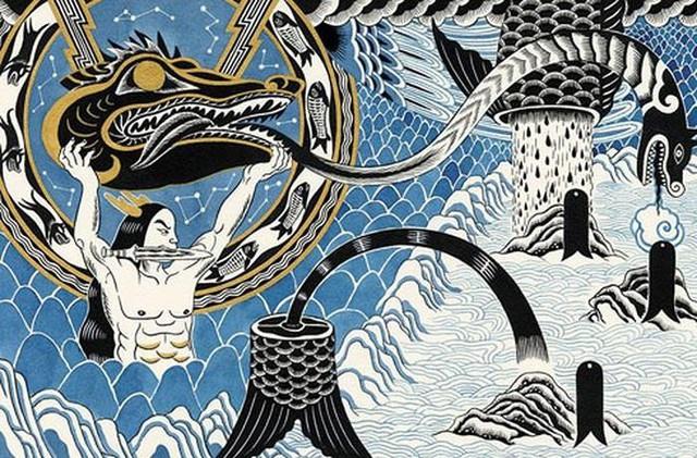Ngư Tinh: Loài quái vật Biển Đông từng bị Lạc Long Quân thu phục như thế nào? - Ảnh 5.