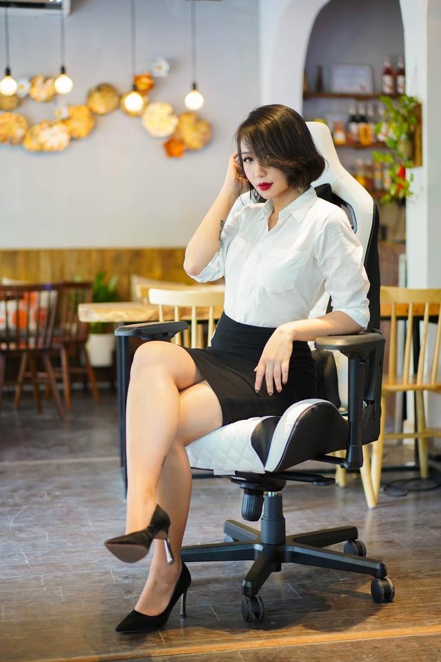 Chiêm ngưỡng cặp đôi ghế gaming da thật xịn xò của E-Dra: Mượt êm mà giá lại còn ngon nghẻ - Ảnh 6.