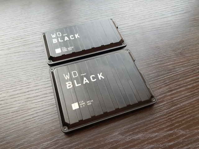 Trên tay WD Black P50: siêu ổ cứng di động kết nối USB nhanh nhất thế giới dành cho game thủ - Ảnh 1.