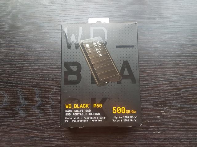 Trên tay WD Black P50: siêu ổ cứng di động kết nối USB nhanh nhất thế giới dành cho game thủ - Ảnh 2.