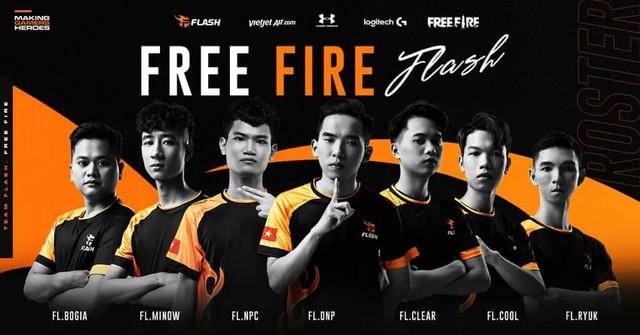 Team Flash Free Fire: Chúng tôi không ngại bất kì đối thủ nào tại Chung kết Đấu Trường Sinh Tồn mùa xuân 2020 - Ảnh 1.