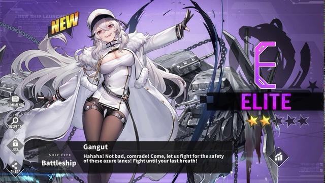 Cảm thấy khó thở với quái vật 3 đầu Gangut - Azure Lane phiên bản cosplay đậm chất xôi thịt - Ảnh 1.