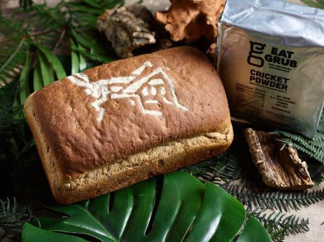Sau tất cả, người Nhật cuối cùng cũng chế ra bánh ngọt làm từ côn trùng - Ảnh 2.