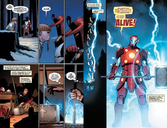 Thorbuster và top 5 bộ giáp thần thánh của Iron Man khắp đa vũ trụ - Ảnh 4.