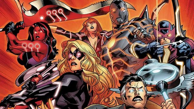 Thorbuster và top 5 bộ giáp thần thánh của Iron Man khắp đa vũ trụ - Ảnh 1.