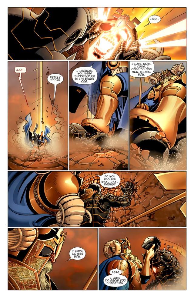 Thorbuster và top 5 bộ giáp thần thánh của Iron Man khắp đa vũ trụ - Ảnh 2.