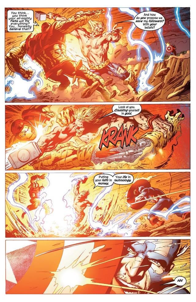 Thorbuster và top 5 bộ giáp thần thánh của Iron Man khắp đa vũ trụ - Ảnh 6.