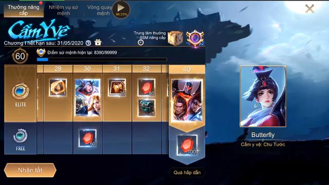Liên Quân Mobile: Garena nhá hàng phần thưởng trọng tâm Sổ Sứ Mệnh 18, gamer đi rừng lại sướng - Ảnh 1.