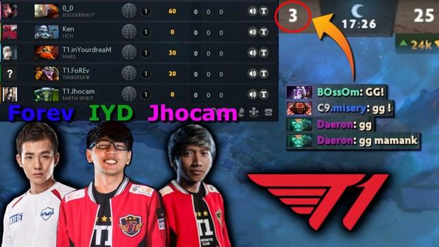 Hơn cả chuyện cổ tích: Lần đầu tiên một đội tuyển Việt Nam đánh bại T1 hùng mạnh trong trận Bo3 - Ảnh 1.