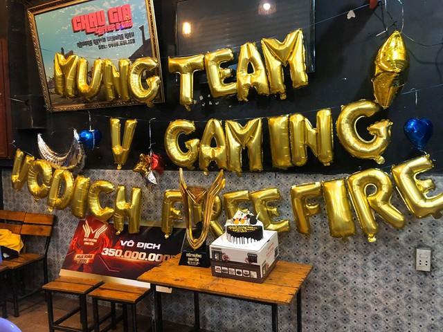 V Gaming Free Fire: Đồng lòng đồng nghĩa với chiến thắng, vô địch chỉ là phần thưởng chứng minh cho sự tin tưởng lẫn nhau - Ảnh 5.